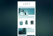 Loft by Loftet Nyhedsbrev